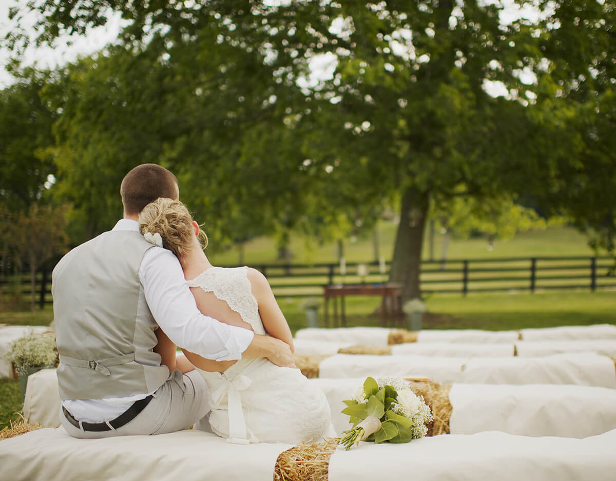 Weddings at June Farms
